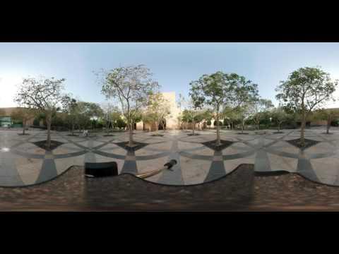 فيديو مصور من خلال Samsung Gear 360 بزاوية 360 درجة