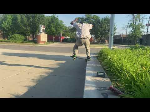 Chicago Skateboarding All Starz Vol 2