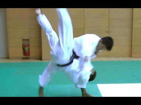 Judo - O Guruma -  Image 1