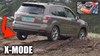 How Subaru's Off-Road X-Mode Works - 2019 Subaru Forester