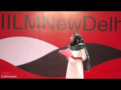 Gaza Conflict, a woman's view from battle scene | Niha Masih | TEDxIILMNewDelhi