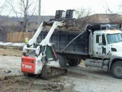 Bobcat T300? - Excavation & Site Work - Contractor Talk