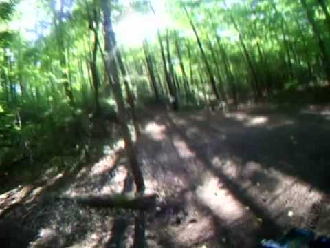 Yamaha Banshee Helmetcam Footage Video
