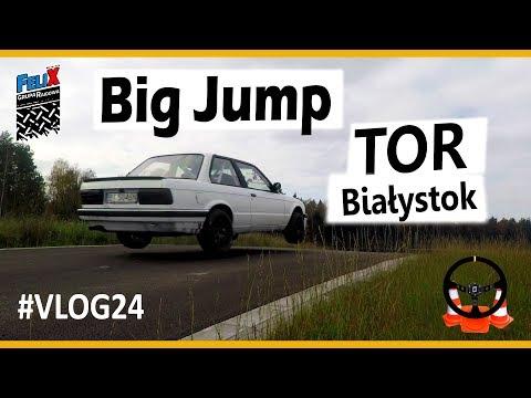 BMW Rally - Tor Białystok #VLOG24 Grupa Rajdowy Felix