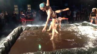 Mud Wrestling For Meg @ HZT Berlin BA Festival, Berlin (uncut Version)