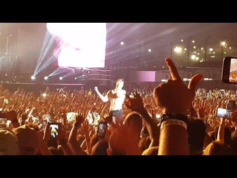 Imagine Dragons - It's Time @ Live Lollapalooza 2018 Sao Paulo 24/03/2018