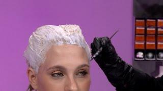 Blonding Application: How to Lighten Virgin Hair by Kadus Professional