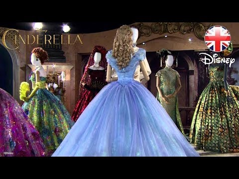 Cinderella – Leicester Square Exhibition - Official Disney | Hd video