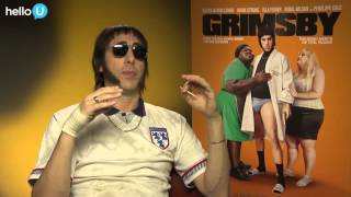 "Sacha Baron Cohen as ""Nobby"" 