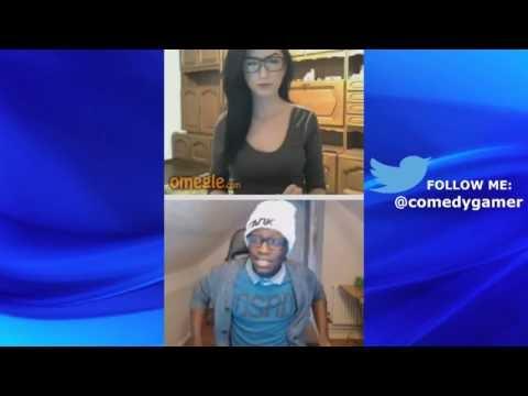 Comedyshortsgamer Trolls On Omegle video