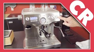 Breville Dual Boiler Espresso Machine | Crew Review