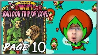Part 7 - Page [10] Ripened Tingle's Balloon Trip of Ross