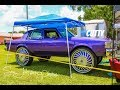 Super clean Four door Cutlass Glassed out on Davins in HD (must see)