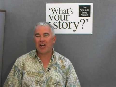 Palo Alto Story Project: Paul Patterson