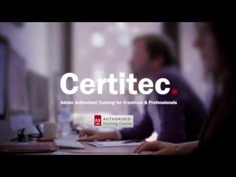 Certitec - Adobe Authorised Training (2013)
