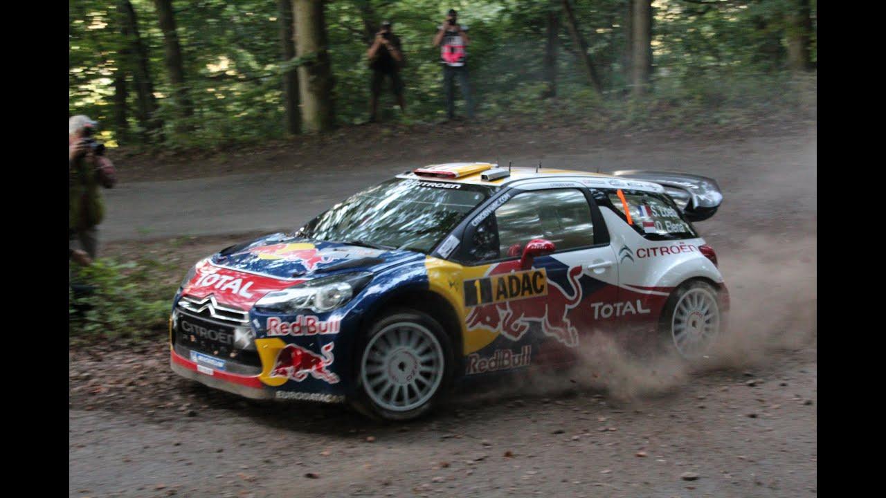 Rally Car Racing Ken Block