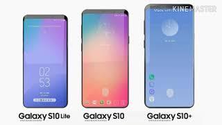 Samsung Galaxy S10 Over The Horizon 2019 100% REAL (Read Description)