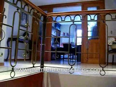 Puerta de hierro venta casa guadalajara youtube for Puertas de casa