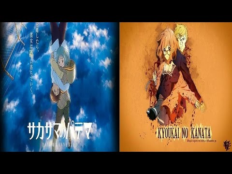 Unboxing ~ Patema Inverted  & Beyond The Boundary Vol.3  ~ Anime DVD (German)