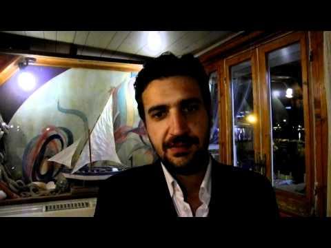 """Intervista ad Ignazio Marino del ristorante """"Al Porticello"""" di Sciacca"""
