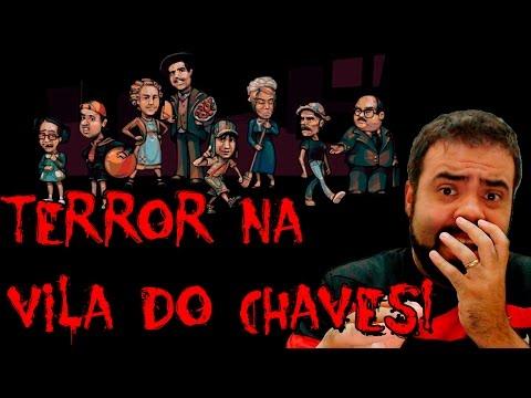 Terror na Vila do Chaves! Sr. BARRIGA ASSASSINO!
