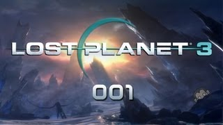 LP Lost Planet 3 #001 - Frostiger Empfang [deutsch] [Full HD]