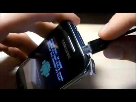Install stock rom Samsung Galaxy y GT S5360