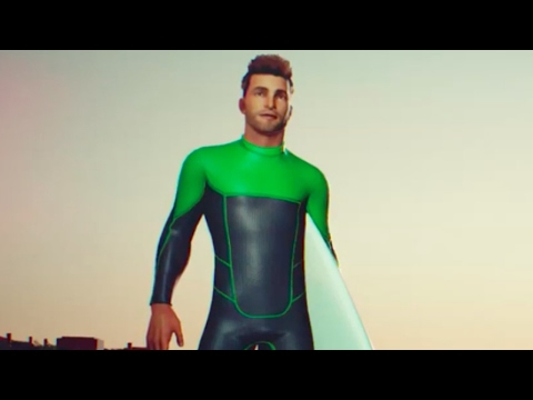 Surf World Series Official Gameplay Reveal Video