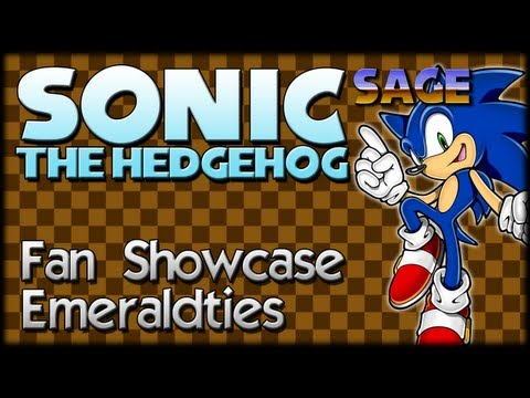Sonic Fan Showcase : Emeraldties