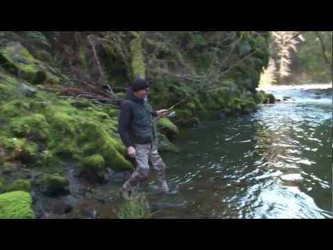 Grant's Getaway:  Pocket Water Steelhead Fishing