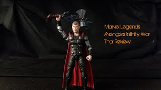 Marvel Legends Avengers Infinity War Thor Review