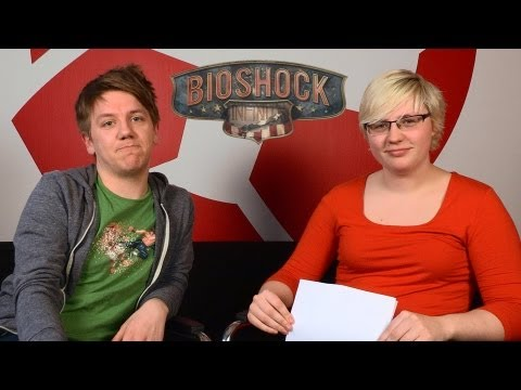 Bioshock Infinite - Ending Discussion