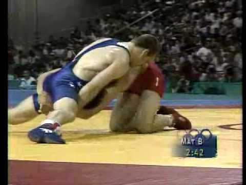 Tom Brands vs. Jang Jae-Sung