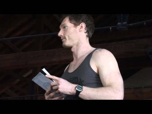 Quickfire Round - Chris Keighley on Women in Parkour | ADAPT Conference 2014