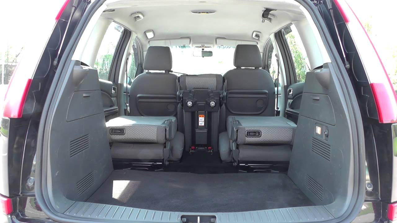 ford focus c max 2004 2 0 tdci 6 youtube. Black Bedroom Furniture Sets. Home Design Ideas