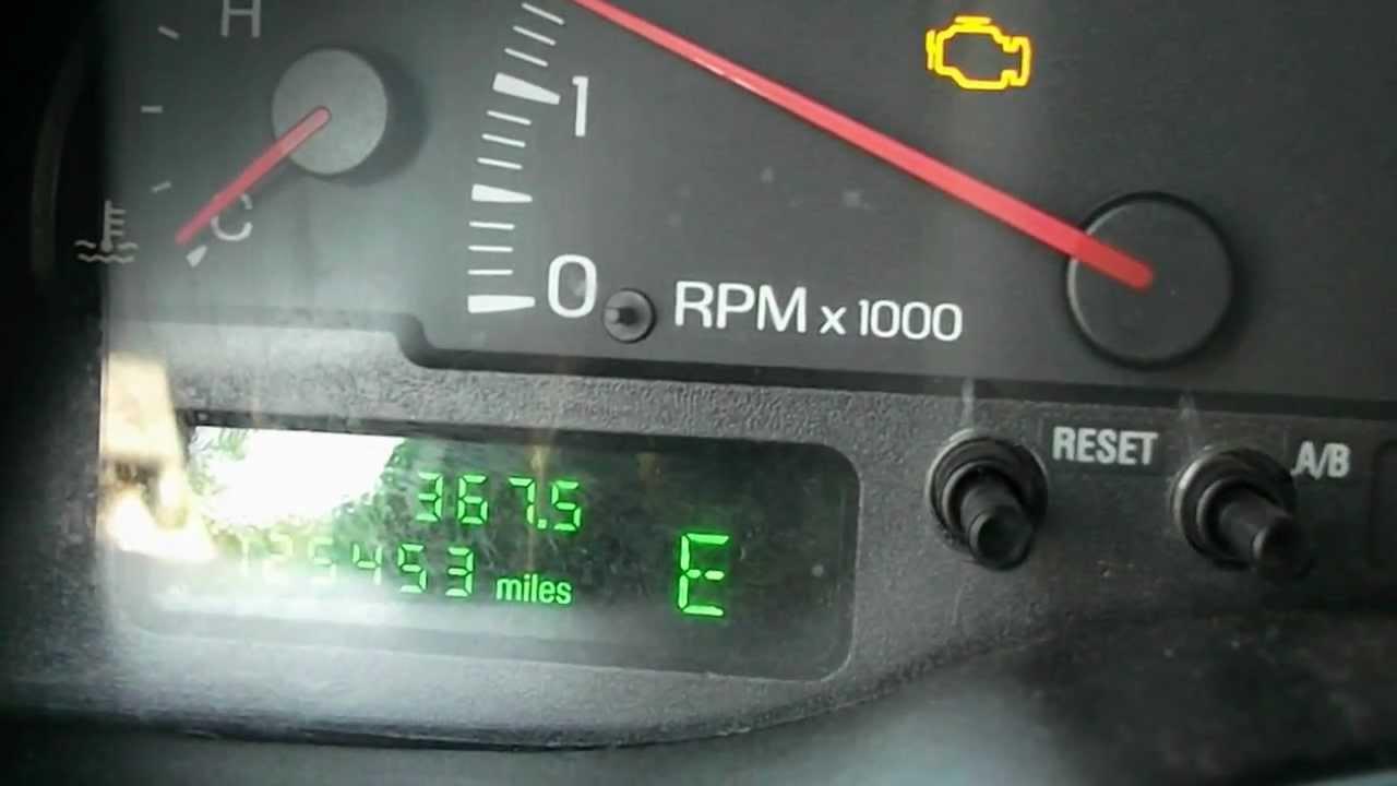 2000 Lincoln Ls V6 E Code Youtube