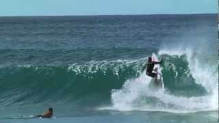 Leonardo Fioravanti - Ambassador King of the Groms 2013