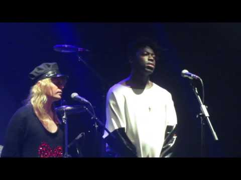 James Blake w/ Moses Sumney & Connan Mockasin - The Colour In Anything - Live @ The Belasco 5-16-16