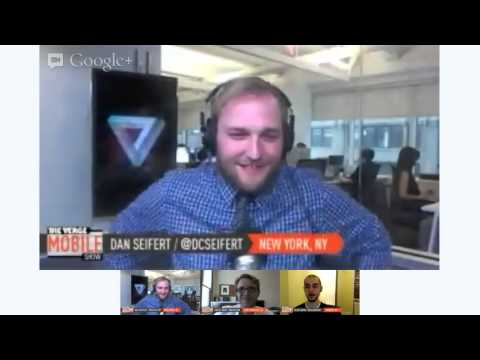 The Verge Mobile Show 043 - April 16th 2013 video