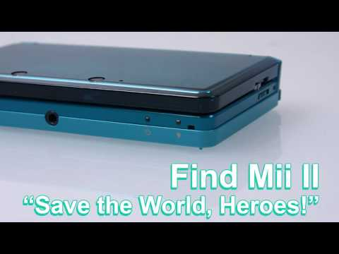 (3DS Music) Find Mii II - Save the World, Heroes!