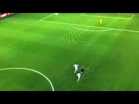 Arjen Robben super goal 50m sprint vs Spain