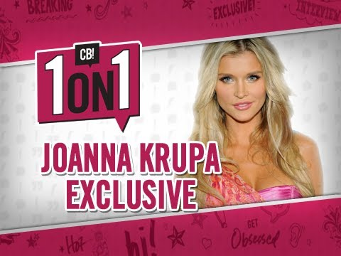 Joanna Krupa Exclusive Interview - The Daily Buzz