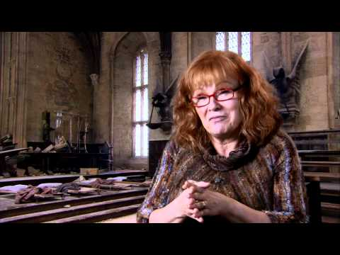 Julie Walters 'Harry Potter and the Deathly Hallows Part 2' Interview