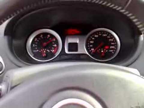 Renault Clio 3 Exception 1.2 16V 75+hp - engine sound 02