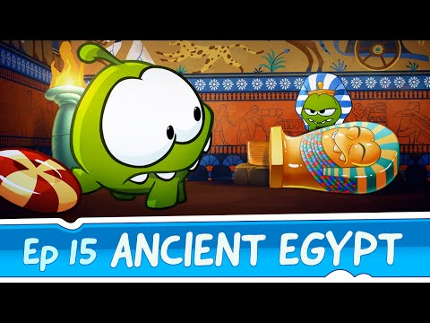 Om Nom Stories: Ancient Egypt (Episode 15. Cut the Rope: Time Travel)
