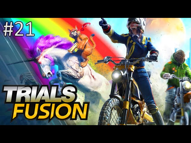 DOUBLE OR NOTHING - Trials Fusion w/ Nick