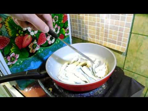 Как приготовить вкусно уклейку