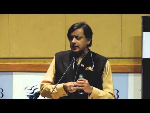Dr Shashi Tharoor video