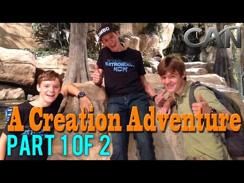 A Creation Adventure Part 1 - Creation Astronomy Now