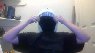 Reaper Conduit Costume How-tos: Hood